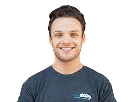 Gabe Stathopoulos, Client Success Manager at leadPops