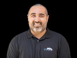 Jason Monsef, VP of Product & Development at leadPops