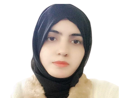 Raheela Zaib, Web Developer at leadPops