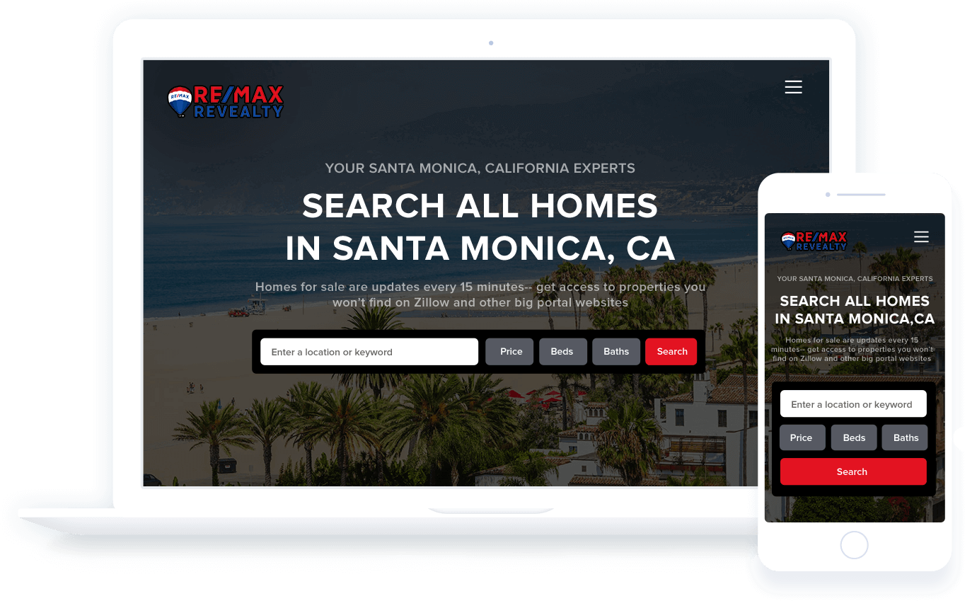 ConversionPro Real Estate Marketing Websites