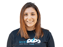 Shannon Bayrak, Implementation Specialist at leadPops